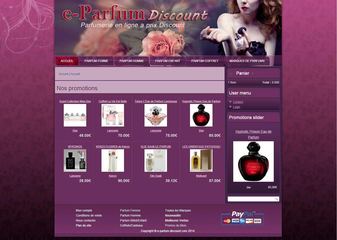 E-parfum