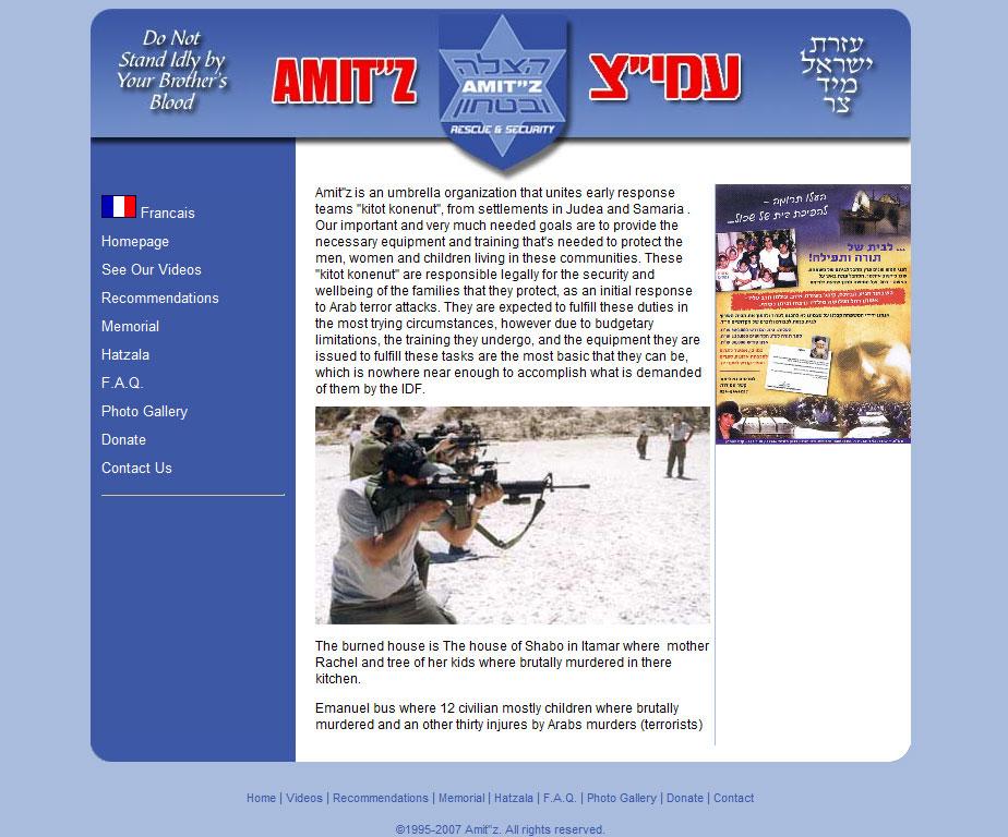 AMITZ WEB DESIGN