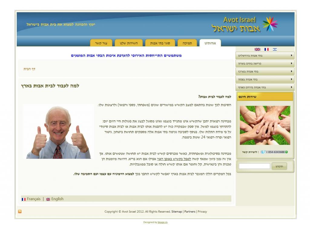 Avot Israel