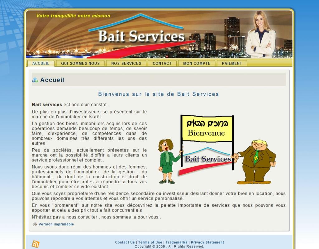 Bait Services
