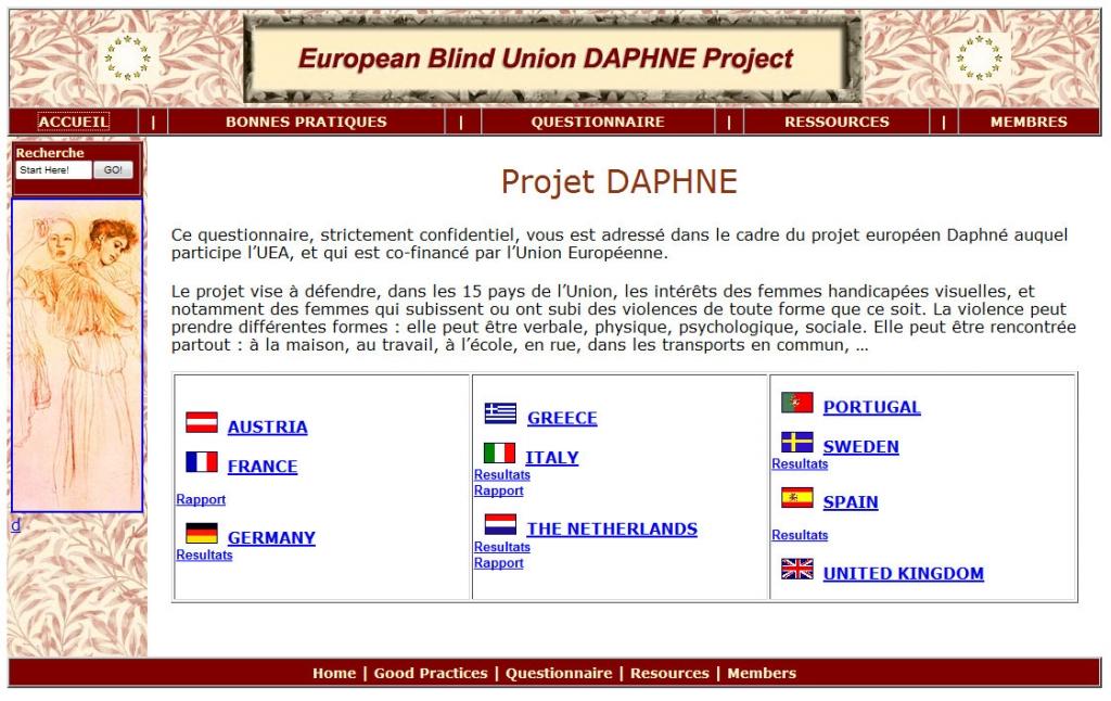 EBU Daphne