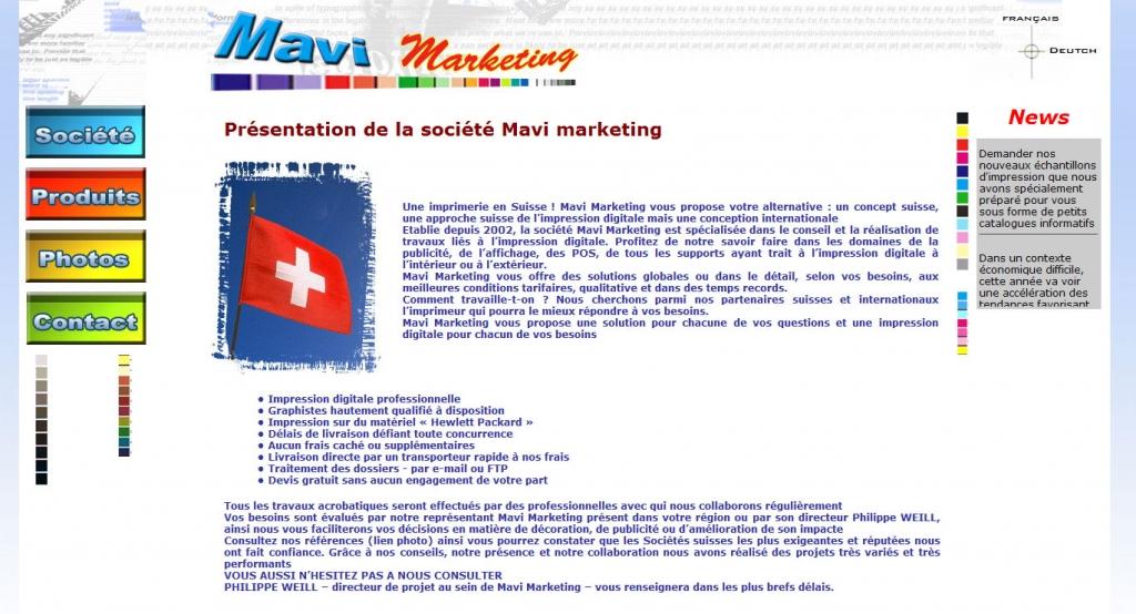 Mavi Marketing