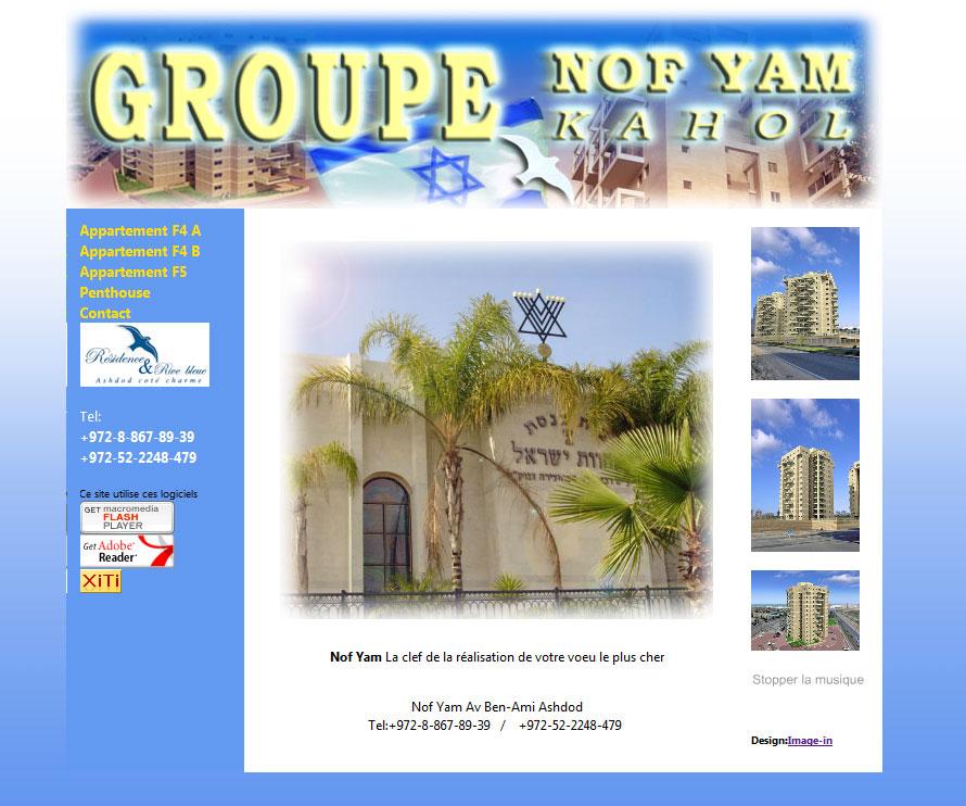 Nof-Yam Real Estate